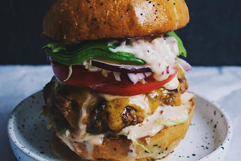 Creative Hamburger Recipes