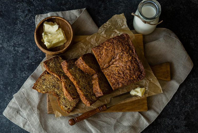 Sweet Butter Bread