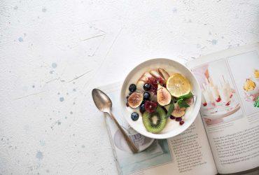 Yogurt with Fruit Mix